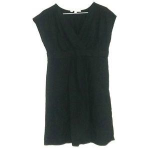 LOFT Size Medium Black Mini Dress